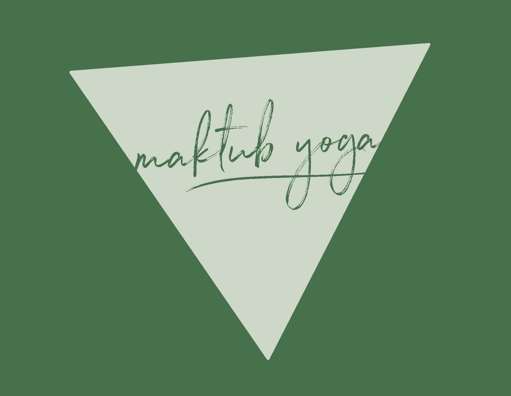 Maktub-Yoga